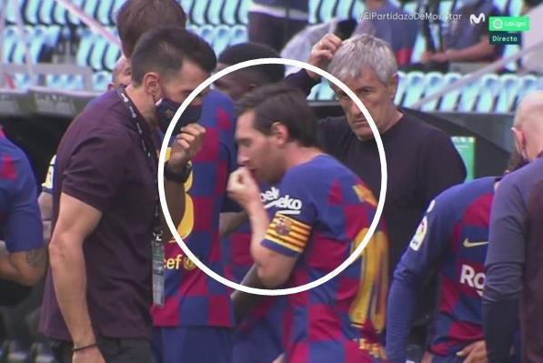 Barcelona is too chaotic! Expert Interpretation of Assistant Teacher Messi:Idiot, what do you want me to do?