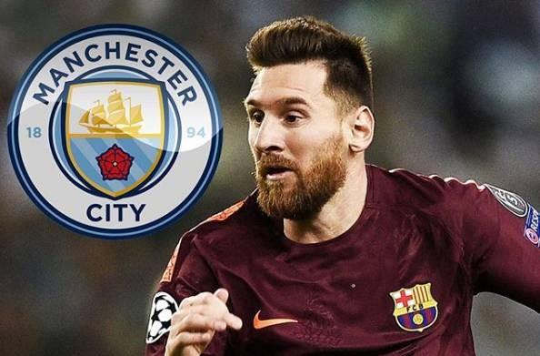 Reporter:My source confirmed that Messi may indeed leave Barcelona to join Manchester City