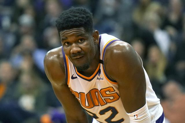 Ayton:The feeling of being questioned by everyone is the best. I am on the way to shut up the media.