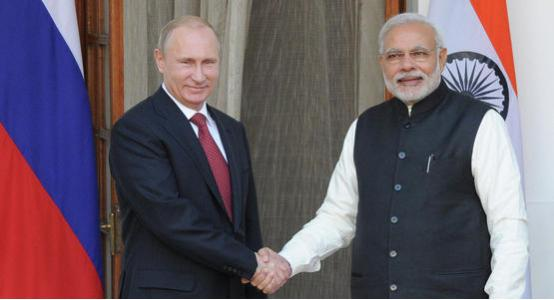 When India was entangled in the West, Putin and Modi talked on the phone and released three important signals