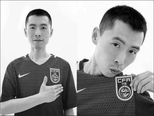 Tears! He used his life to interpret his love for football