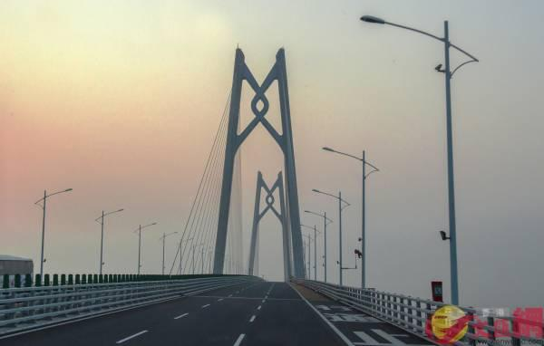 Hong Kong-Zhuhai-Macao Bridge achieves full 5G network coverage:high-definition face recognition, Beidou participation in operation and maintenance