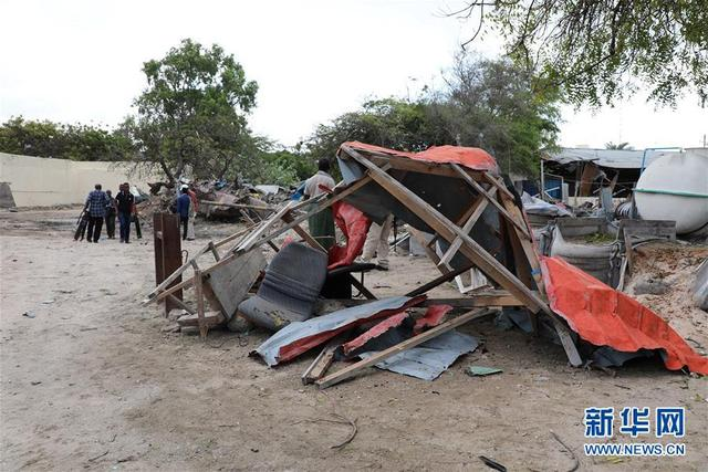 Somali capital car bomb attack killed 1 and injured 7