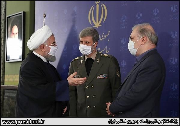 """Iran enforces""""compulsory mask order"""" from 5th"""
