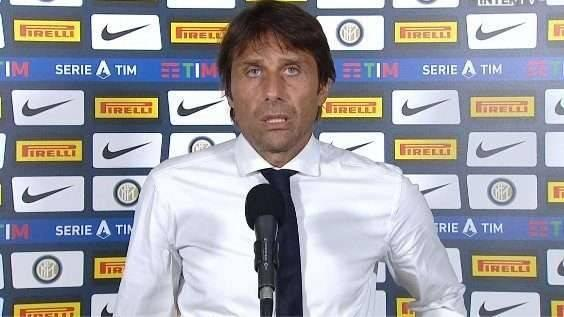 Conte:From now until the end of the season, everyone must prove that they deserve Inter