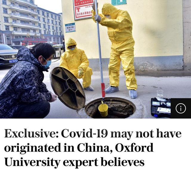 Oxford University experts:The new coronavirus does not originate in China, but has long been dormant around the world
