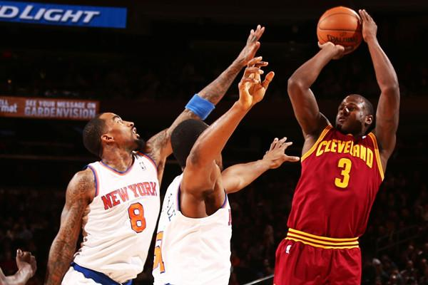 Vogel talks about JR-Smith and Waiters:talent is beyond question