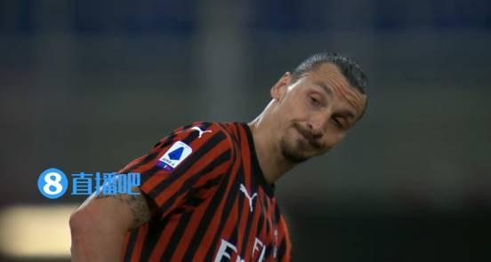 Familiar taste! Ibrahimovic:If I arrive at the beginning of the season, Milan can win the Serie A championship