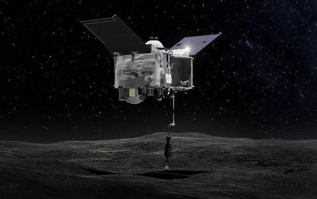 """The""""treasure"""" asteroid that has been in dust for 4.5 billion years is coming, and the United States has launched a spacecraft for mining"""