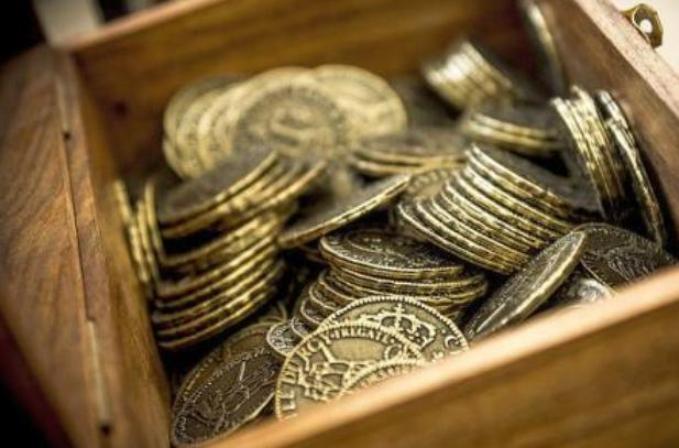 The United States dug up two ancient currencies, but was found to be from the future. Netizen:Has anyone crossed?