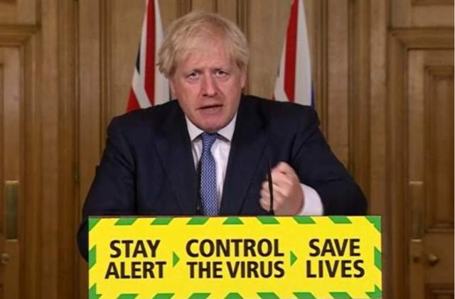 Concerned about the spread of the epidemic, the British government postpones the relaxation of epidemic control measures