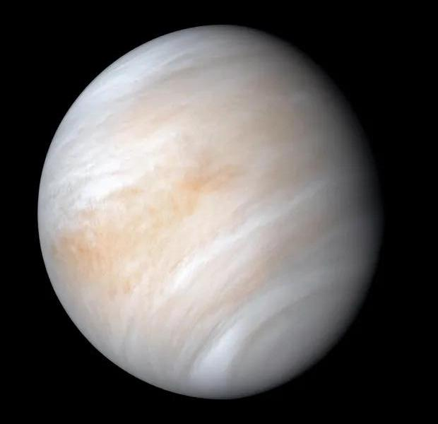 Matter that shouldn't have been discovered on Venus, do aliens really exist?