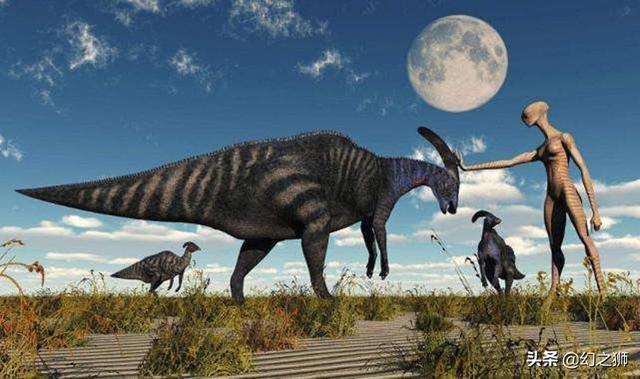 Are all the large dinosaurs really extinct? Maybe they live in the deep ocean of the polar regions