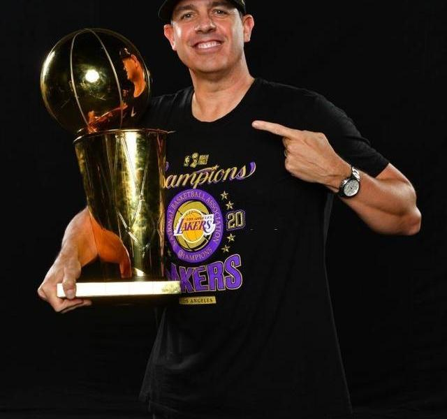 """Coaching the Lakers won the championship in the first season, Vogel reduced the burden of""""Zhan Mei"""""""