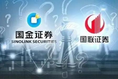The restructuring of Guolian and Guojin Securities failed! Why did China National Financial Securities surge against the market?