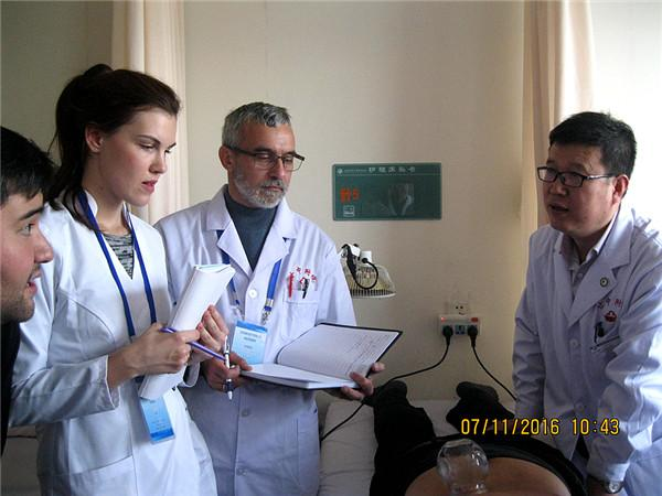 China-Uzbekistan cooperation in traditional Chinese medicine builds a bridge between the two peoples