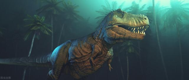 During the Cretaceous period, toads were tired of eating bugs, they went to catch dinosaur cubs to eat