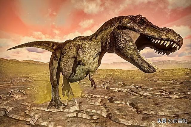 Scientific interpretation, the dinosaurs that have dominated the earth for hundreds of millions of years may not have all died