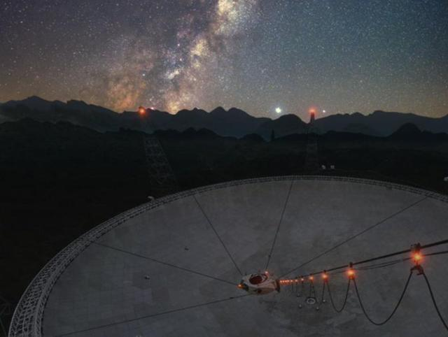 """A high-energy explosion occurred in the universe, and China's""""Sky Eye"""" made a world-class discovery, pinpointing an important source"""