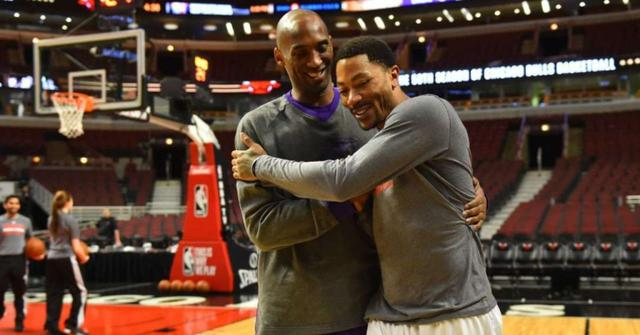 Rose:By observing Kobe up close, I learned how to adapt to changes in the game