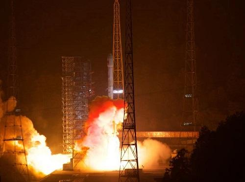 Successful launch of Tiantong No.1 02 satellite to serve mobile communications in the Asia Pacific region