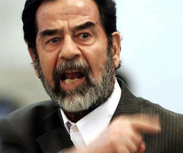 After Saddam was caught by the US military, how miserable was his life in prison for three years? Even sleeping becomes extravagant