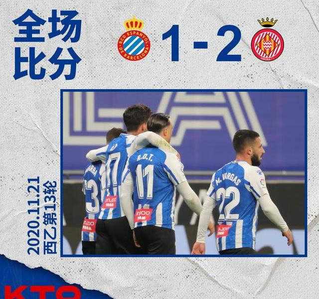 Wu Lei came off the bench without success, the Spaniard was reversed for the first time at home