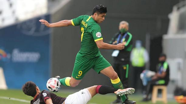 The Super League team won all three games! Guoan beat Seoul FC 2-1 to win two consecutive AFC Champions League