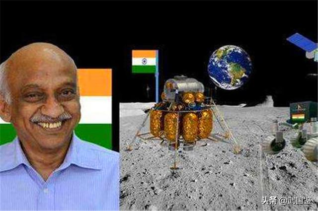 The Chang 5 probe will softly land on the moon, India suddenly publicizes its space plan and will land on the moon at the end of the year