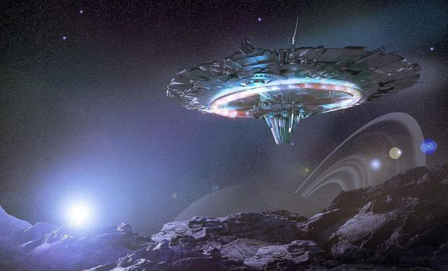 "The UFOs that have been reported have no connection with extraterrestrial life, and there are no""outsiders"""