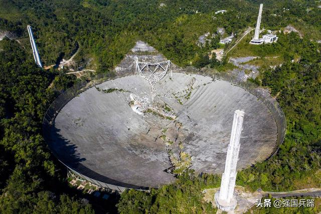 """The""""American Sky Eye"""" collapsed, leaving only China FAST in the world, which is not good news for Chinese astronomers"""