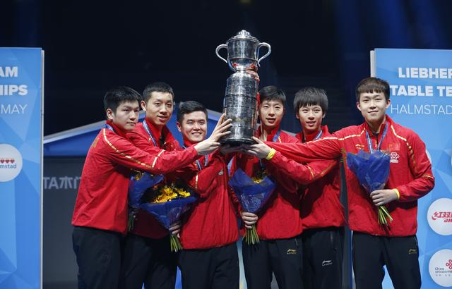 ITTF announced the cancellation of the 2020 World Table Tennis Championships