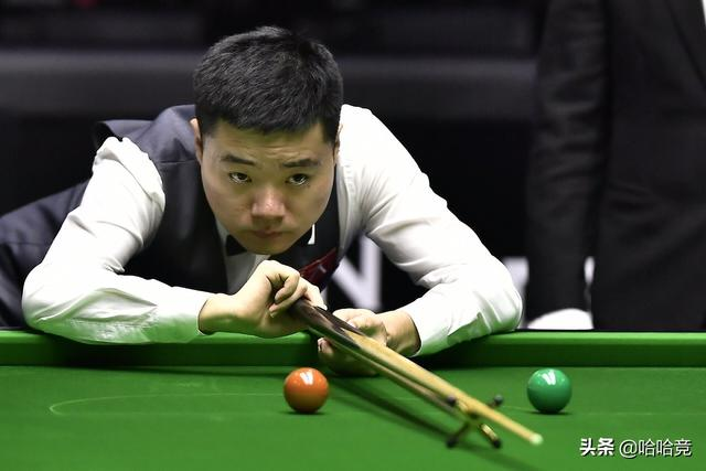 Ding Junhui regretted losing the match point and missed a good game. He lost three games in a row and was reversed. He has lost four straight against the Rockets.