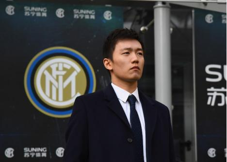 After burning 7 billion in four years, Suning wants to sell Inter Milan, Zhang Jindong makes the first cut to football?