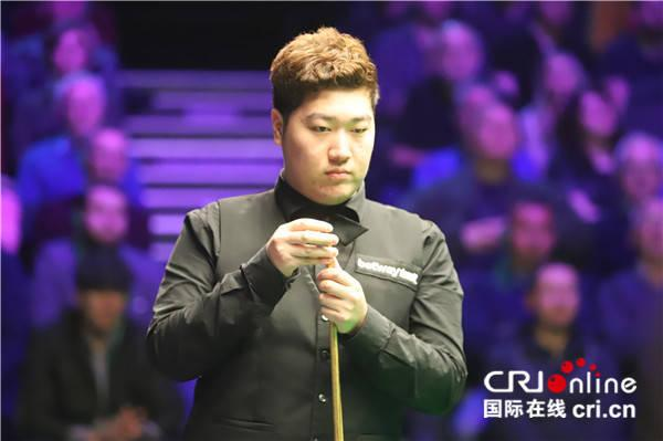 Yan Bingtao:Every round of the Masters is a new start