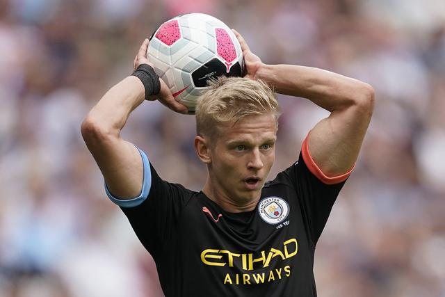 Zinchenko:This is a good opportunity to reach the top of the Premier League. Hope to win all championships this season