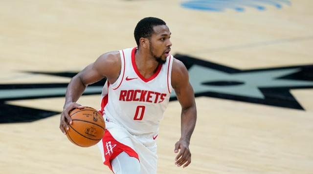 Rockets vs. Suns today, guard Sterling Brown will return