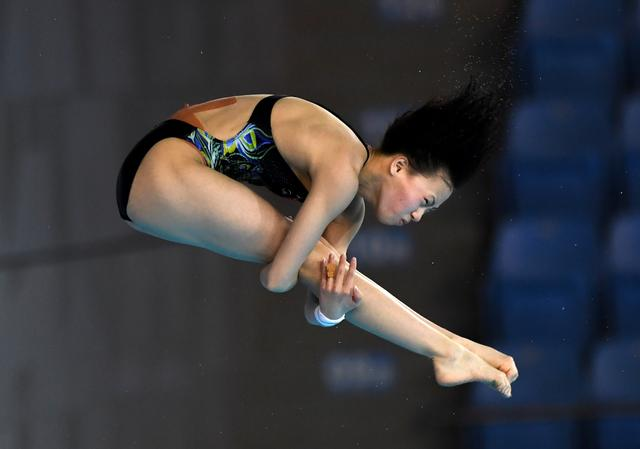 Diving-2021 Tokyo Olympics and World Cup Trials for diving events (second stop):Women's 10-meter platform finals