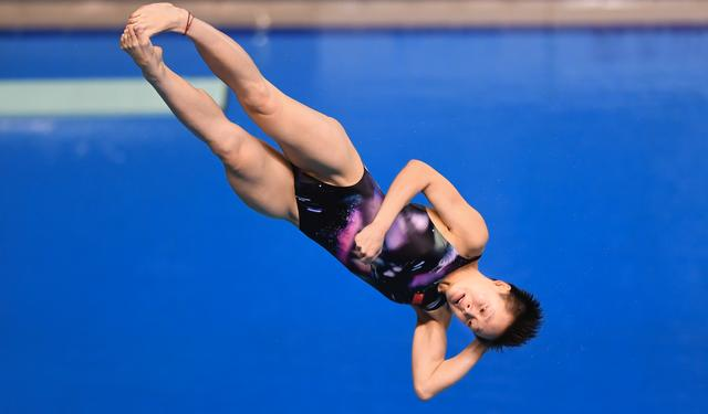 Diving-2021 Tokyo Olympics and World Cup Trials for diving events (second stop):Women's 3-meter springboard finals