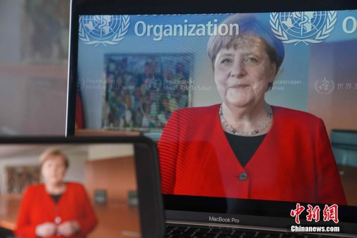 Merkel: G7 is willing to cooperate with China to promote economic recovery