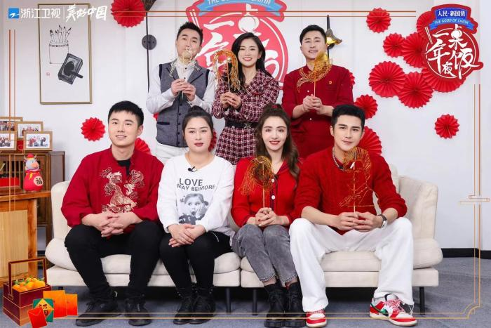 """""""A Table of New Year's Eve Dinner"""" focuses on Anhui cuisine Jiang Chao shares childhood fun"""