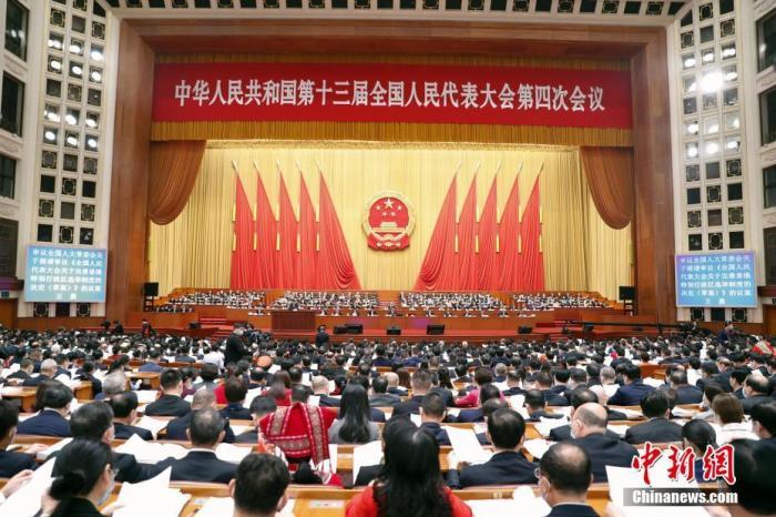 "Highlights of the two sessions today: the National People's Congress to review the ""14th Five-Year Plan"" and the draft outline of the 2035 vision"
