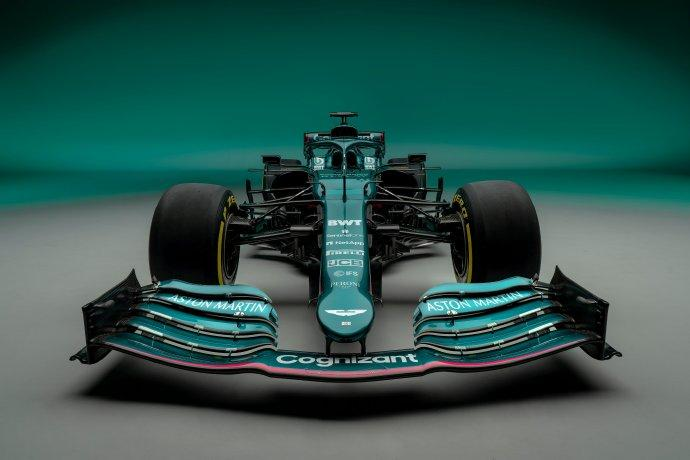 Return to F1 after a lapse of 61 years! Aston Martin team releases new car