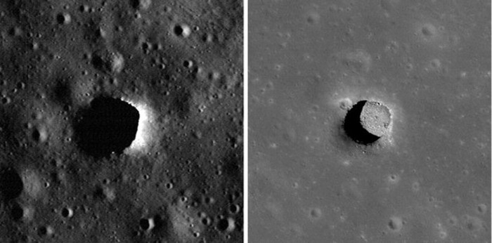 ESA provides details of plans to explore the moon caves