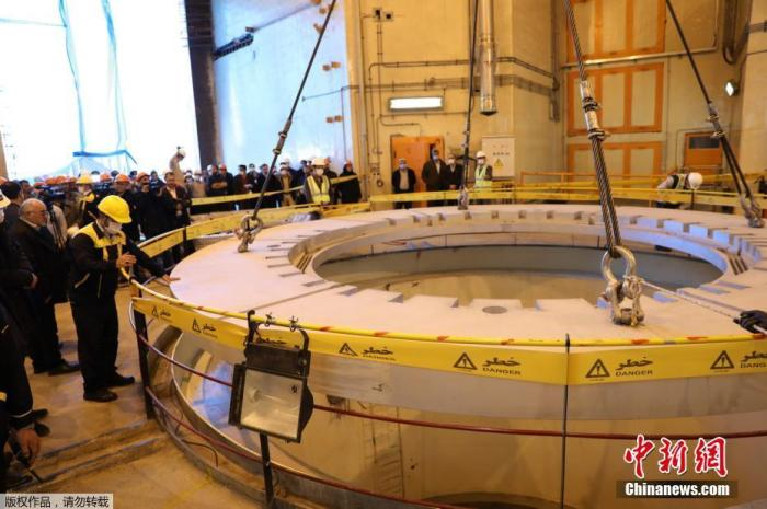 Iran's new centrifuge injects uranium gas, the president says nuclear technology is developing steadily
