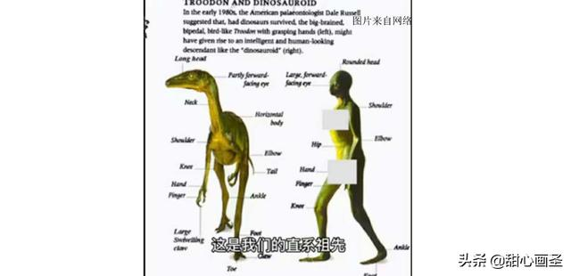 """The dinosaurs weren't extinct tens of millions of years ago. When they changed into other forms, they appeared to be""""extinct."""""""
