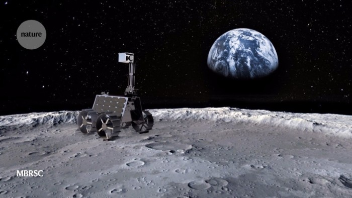 UAE-made lunar rover will land on the moon next year