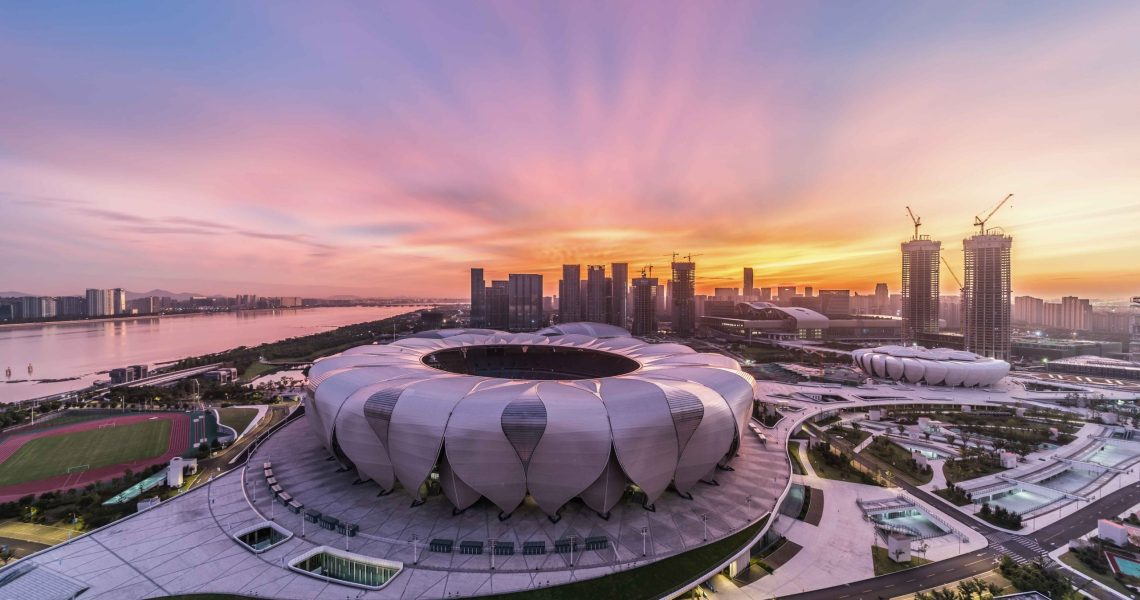 China Central Radio and Television and Zhejiang Provincial People's Government signed a strategic cooperation agreement on broadcasting and television publicity for the Hangzhou Asian Games