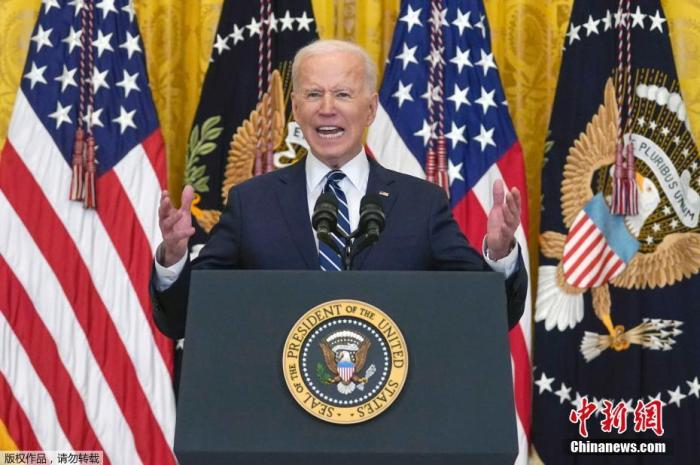 Biden visits Georgia for 100 days in office to meet with former President Carter