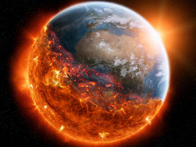 The earth is entering the sixth era of mass extinction, and human beings personally push themselves into the abyss